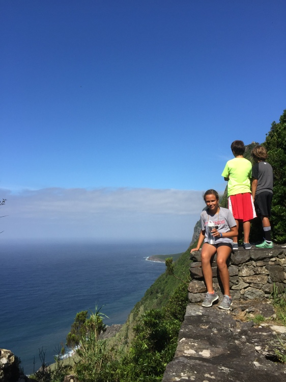 What an incredible hike we had in Flores!
