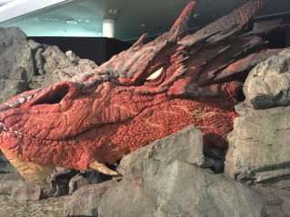 Smaug in the Airport