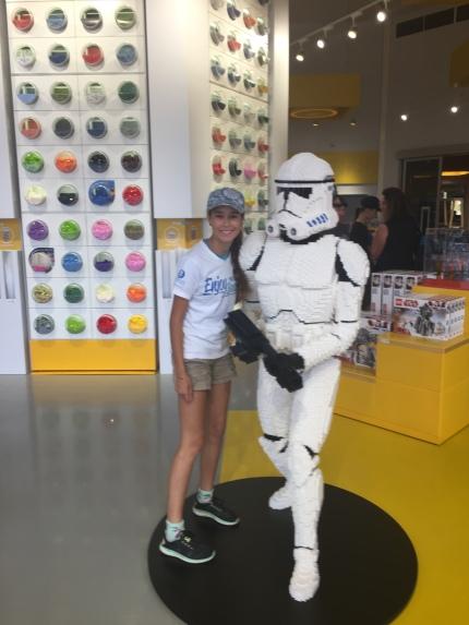 AU's biggest Lego Store
