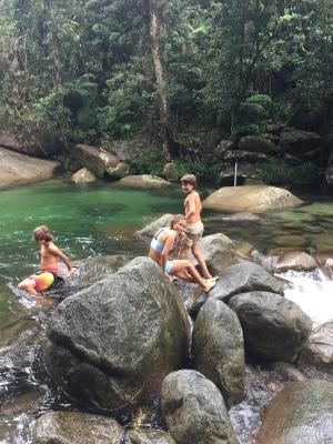 Josephine Falls (inland)
