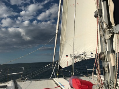Alyosha's sails have seen better days