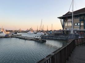 Richards Bay customs dock