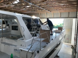 Boat #23 looks great- many upgrades had me very jealous