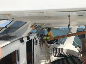 Alysoha returns to the US