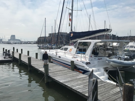 Alyosha's potential new home at Captain James in Canton